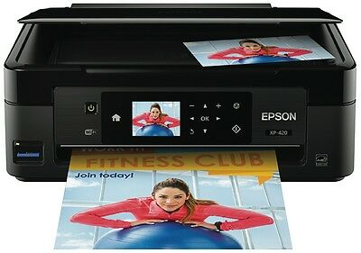 NEW Epson XP-420 XP-420 Small-in-One Printer
