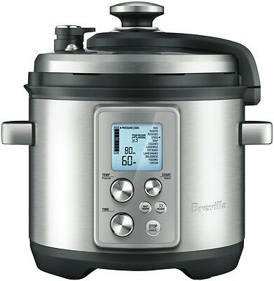 NEW Breville BPR700BSS The Breville Fast Slow Pro Multicooker