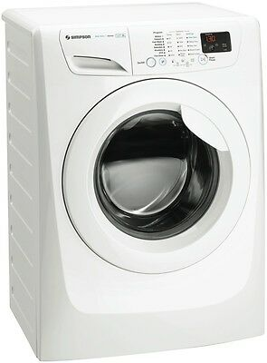 NEW Simpson SWF14843 8kg Front Load Washer