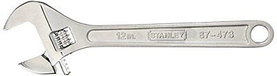 Stanley 87-473 12-Inch Adjustable Wrench