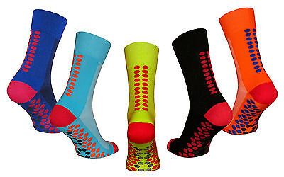 3 pairs Viking Max Vent Cycling Socks - Multiple Colours - High  Collection 2017