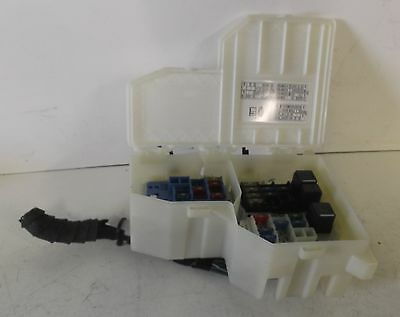 2010 10 Land Rover Lr2 Rear In Trunk Fuse Relay Box
