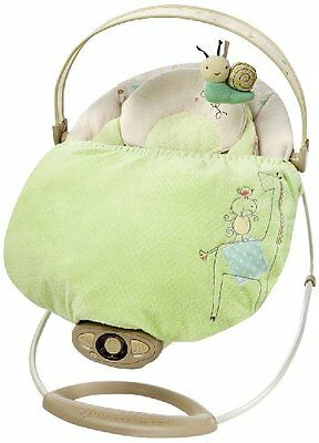 Comfort & Harmony Snuggle Stay Blanket...Swing Baby Fisher Price