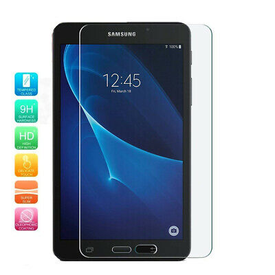 """9H Tempered Glass Screen Protector For Samsung Galaxy Tab A 7"""" 7.0 SM-T280 T285"""