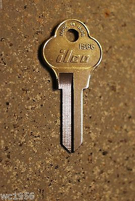 Ilco N1007KMB keyblank for Sargent locks Equiv to Sargent 275LN
