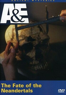 Ancient Mysteries: The Fate of the Neandertals (2006, DVD NIEUW) DVD-R