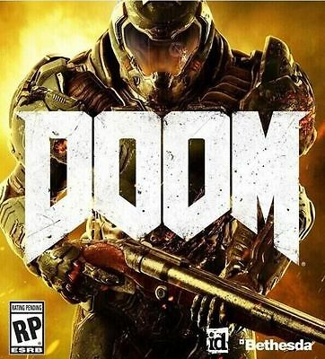 DOOM Digital Download [Steam] [PC] [FR/EU/US/AU/MULTI]