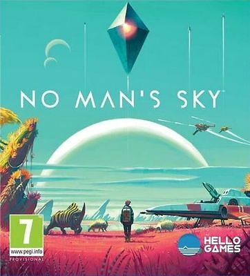 No Man's Sky Digital Download [Steam] [PC] [FR/EU/US/AU/MULTI]