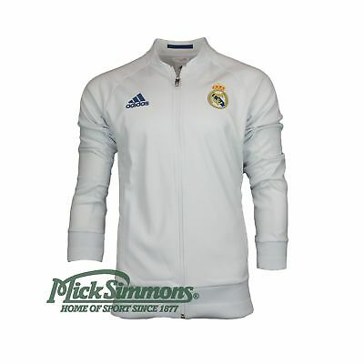 NEW Real Madrid 2016/17 Anthem Jacket by adidas