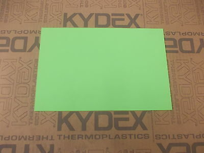 1.5 mm KYDEX T Sheet,Zombie Green. Sheath Holster 300 mm X 200 mm P-1 Haircell