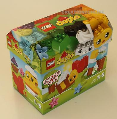 LEGO DUPLO Creative Chest 10817 AGES 1-5 - NEW & SEALED
