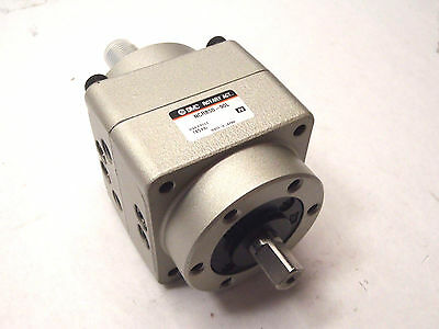 Smc Ncrb50-90L Pneumatic Rotary Actuator