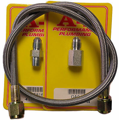 "36"" Gauge Line Oil Pressure / Fuel Pressure Hose Kit"