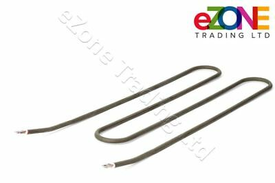 Heating Element AC878 Spare Heater for BUFFALO Bain Marie L310-B L371-B, 1.3kW