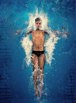 Tom Daley Unsigned Photo - 274 - Olympic Medallist Diver
