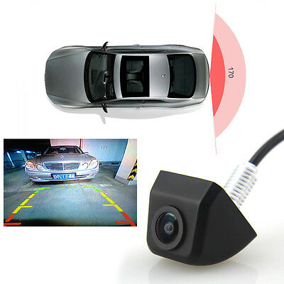 Universal 170° Waterproof Night Vision HD Sony CCD Car Reverse Rearview Camera