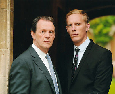 Kevin Whately & Laurence Fox Unsigned Photo - 529 - Lewis