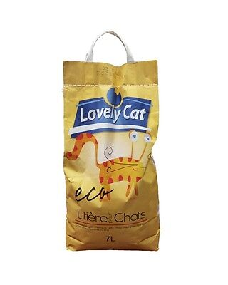 Lovely cat - Arena de gato 7 Litros