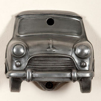 Bottle Opener - Beer Buddies - Outdoor or In Wall Mounted - Mini - Silver