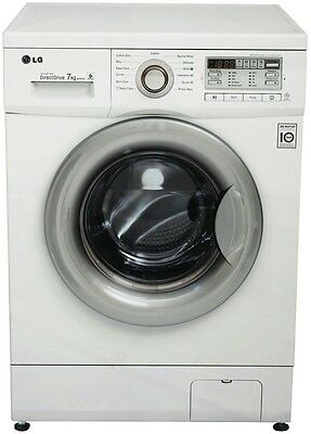 NEW Lg 7kg Front Load Washing Machine Washer 3.5 Star WD12021D6