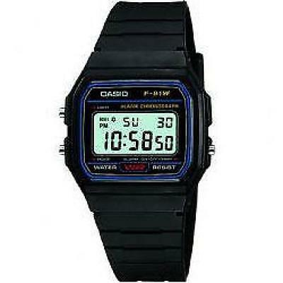Casio Casual Digital Unisex Water Resistant Wrist Watch