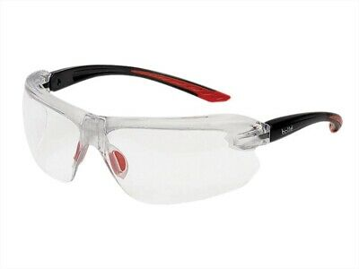 Bolle Safety BOLIRIDPSI2 IRI-S Safety Glasses - Clear Bifocal Reading Area +2.0