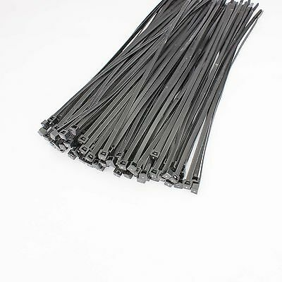 Cable Ties Black & Natural Cable Tie Wraps / Zip Ties - Sizes 100mm - 380mm Long