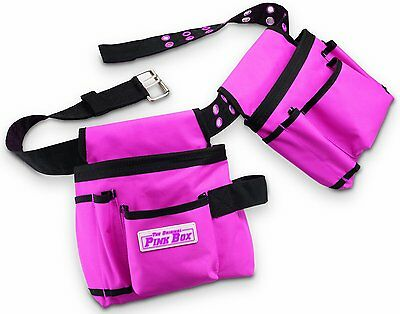The Original Pink Box Kids Size Tool Belt  Pbkbelt