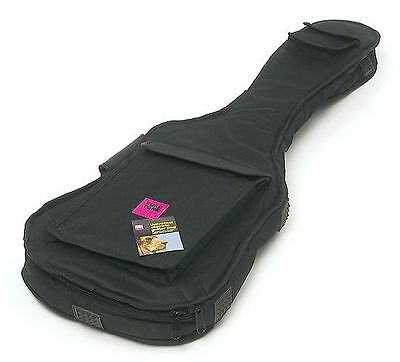 Pure Tone Deluxe 10mm Padded Electric Guitar Gigbag Case