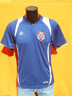 VALLEY UNITED Maillot Jersey Maglia Camiseta Porté Worn Admiral Football USA