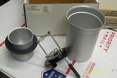 Vintage CENTRAL SCIENTIFIC COMPANY  Electric Calorimeter