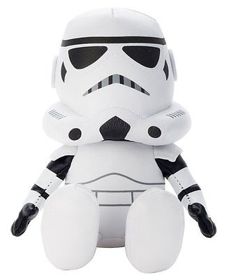 TAKARA TOMY ARTS - Star Wars Beans Collection Plush Toy - Storm Trooper