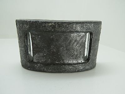 8 Pound Lead Diving Weight Belt Style Ship Boat  Decor (#1645)