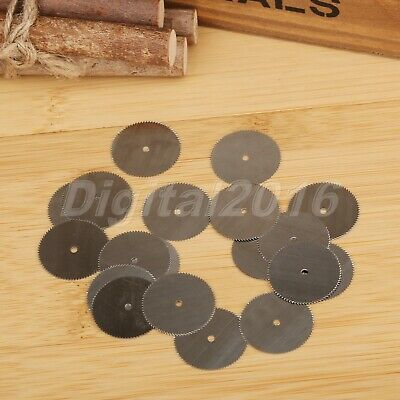 25mm HSS Saw Disc Circular Wheel Cutting Blades For Grinder Rotary Tools 20pcs