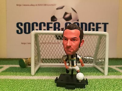 Statuina ALESSANDRO DEL PIERO #10  JUVENTUS FC 2009 football action figure 7 cm