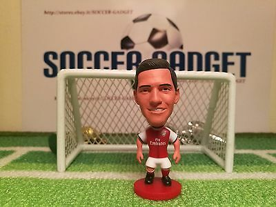 Statuina ALEXIS SANCHEZ #17 ARSENAL FC premier football action figure  7 cm doll