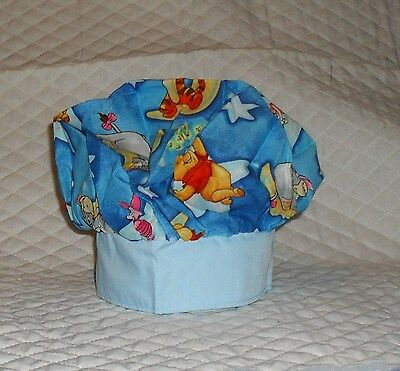 Pooh & Friend Design Child Size Chefs Hat