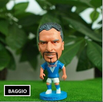 Statuina ROBERTO BAGGIO - #10 BRESCIA football action figure 7 cm