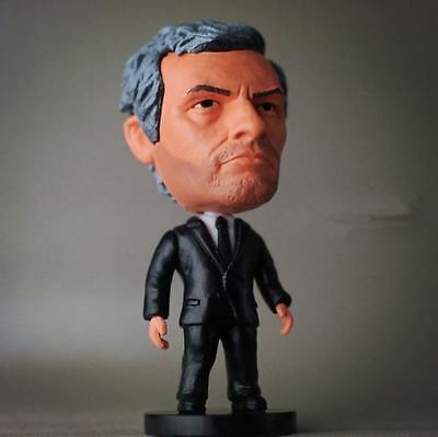 Statuina JOSE MOURINHO - COACH FC INTER Manchester United football action figure