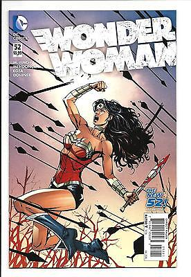 Wonder Woman # 52 (Variant Cover, July 2016), Nm New