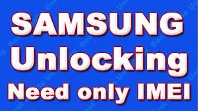 Samsung Uk Ee Vodafone O2 Etc Only Galaxy S6 Edge + S5 Note 4 Edge Unlock Code