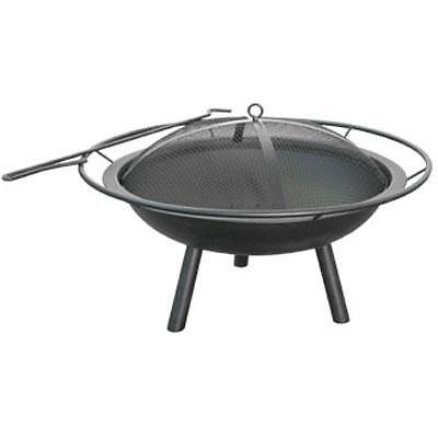 The Halo Steel Fire Pit