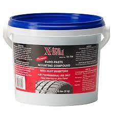 Xtra Seal Blue Euro-Paste Tire Mounting Compound 6 1/2 lbs (3kg) #14-705