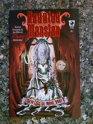 2005 Disney Haunted Mansion Special Red Foil Edition Comic Book Issue #1, Mint