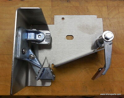 Biro As16290-1 Stainless Steel Cleaning Unit With Carbid Block For 3334-3334Fh