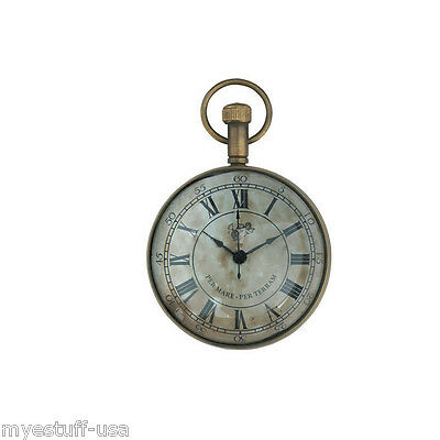 The Eye Of Time Travel Watch Clock by Authentic Models SC050