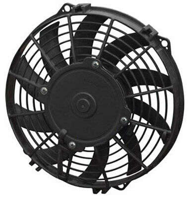 SPAL High Performance Electric Fan 16inch 2024cfm Puller Curved Blade Fan