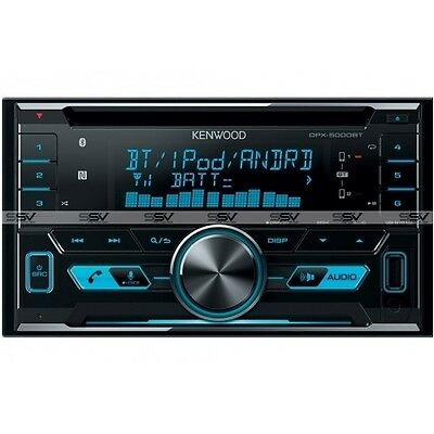 Kenwood DPX-5000BT DVD 2DIN Bluetooth / USB / CD-Receiver