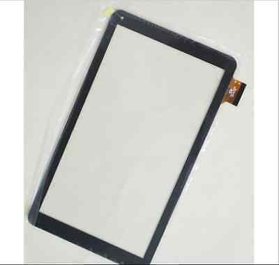 New Touch Screen Digitizer glass Panel For DigiLand DL1008M 10.1'' Tablet pc 8U0