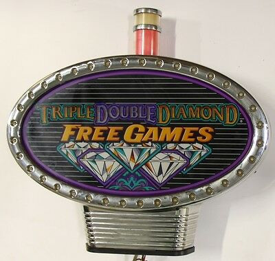 Topper IGT Triple Double Diamonf Free Games Base (M12901)